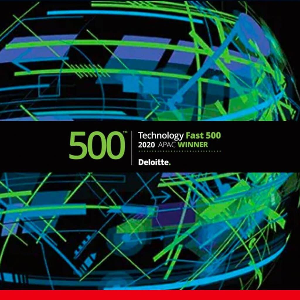 Deloittes APAC Technology Fast 500 Fea
