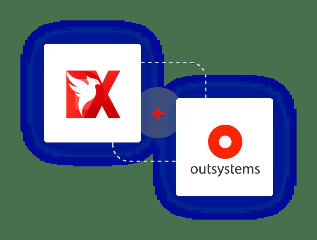 PhoenixDX + Outsystems