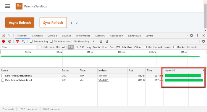 Asynchoronous Data refresh in Outsystems