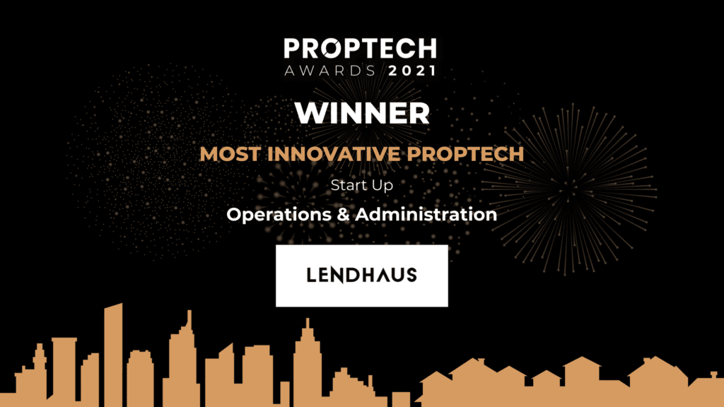 Proptech Awards 2021 Feature
