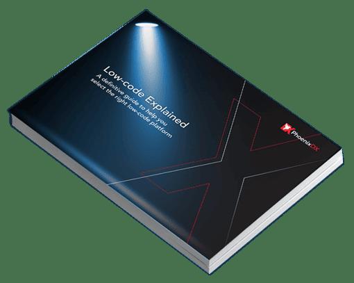 PhoenixDX ebook - Low code Explained