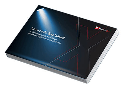 Low code explained eBook Cover